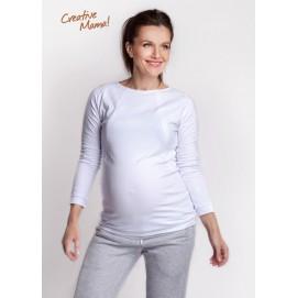 Реглан Basic ( хлопок) для беременных и кормящих, Creative Mama