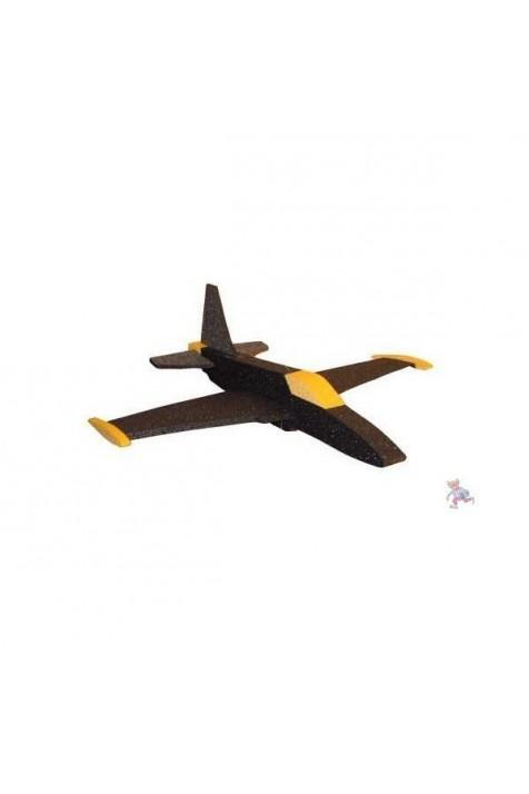Метательный планер  F5 Tiger из Flexipor/EPP
