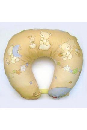 Подушка для беременных и кормления (Тёмная полоска), бязь