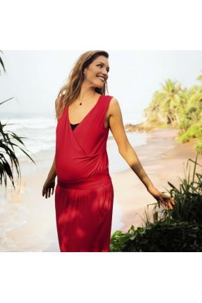 Пляжное платье для беременных Berry арт. 8123, Anita