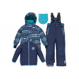 Зимний детский комплект 3в1 Deux par deux арт. J312/499