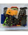 3D Магнитный конструктор Магникон MK-268