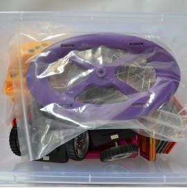 3D Магнитный конструктор Магникон MK-198