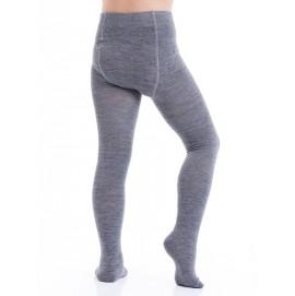 Термоколготки детские Norveg Soft Merino Wool серые
