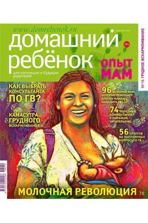 Журнал Домашний ребенок № 16