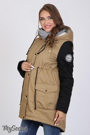 Зимняя куртка для беременных Юла Мама Lex арт. OW-36.053