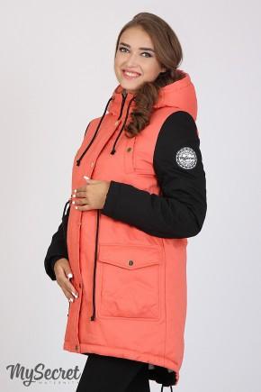 Зимняя куртка для беременных Юла Мама Lex арт. OW-36.051