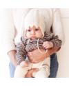Термошапка для новорожденных из натурального шелка Engel