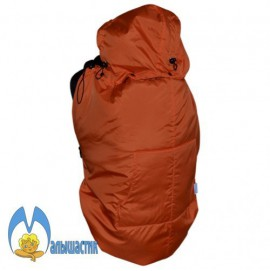 Слингонакидка демисезонная Малышастик оранжевая