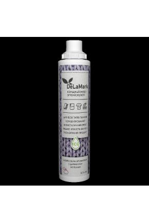 Кондиционер-ополаскиватель DeLaMark c цветочно-древесным ароматом 0,75л
