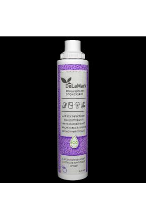 Кондиционер-ополаскиватель DeLaMark c ароматом шафрана и орхидеи 0,75л