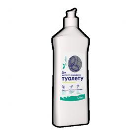 Cредство для мытья туалета De La Mark с ароматом лимона 0.4 л