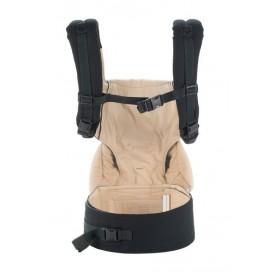 Эрго рюкзак Ergobaby Four Position 360 Baby черный/верблюд
