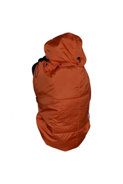 Слингонакидка зимняя Малышастик оранжевая