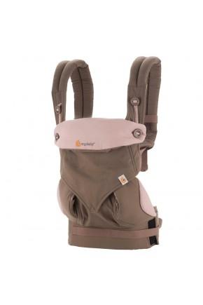 Эрго рюкзак Ergobaby Four position 360 Taupe/Lilac