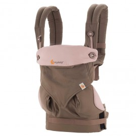 Эрго рюкзак Ergobaby Four position 360 Taupe / Lilac