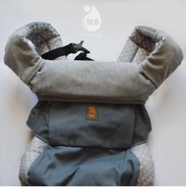 Комплект аксессуаров для эрго рюкзака Nash sling - Around 360 накладки + нагрудник