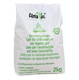 Соль для посудомоечных машин, 2 кг