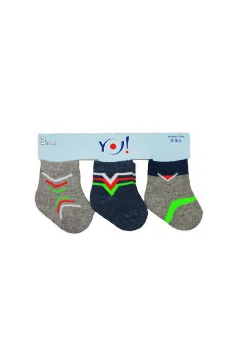 Носочки для новорожденного мальчика Yo 1 шт