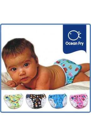 Трусики багаторазові для плавання SwimNappies 12-20 кг