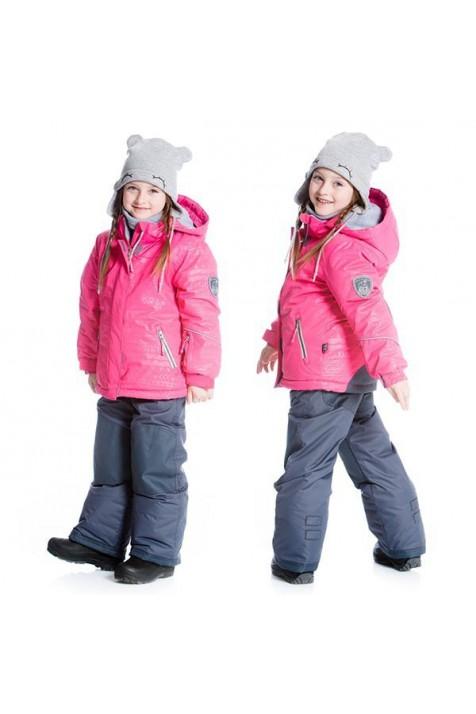 Зимний комплект для девочки Deux par Deux C803/493