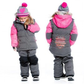 Зимний комплект для девочки Deux par Deux G812/197