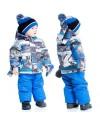 Зимний комплект для мальчика Deux par Deux K504/469
