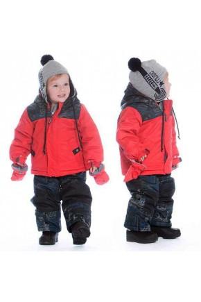 Зимний комплект для мальчика Deux par Deux N504/744