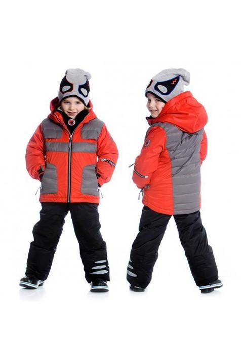 Зимний комплект для мальчика Deux par Deux P815/774