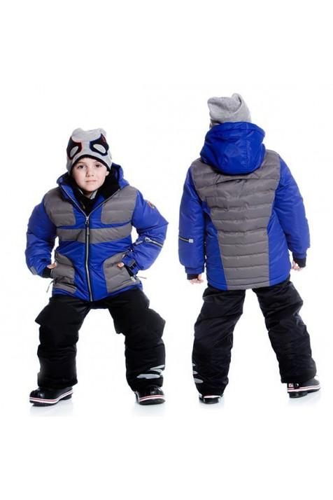 Зимний комплект для мальчика Deux par Deux P815/576
