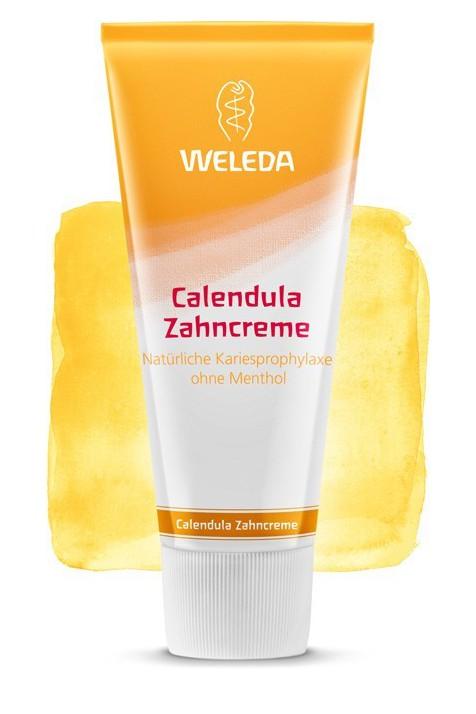 Зубная паста Weleda Календула 75 мл