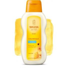 Молочко для купания младенцев Weleda Календула
