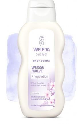 Молочко для тела с алтеем Weleda 200 мл