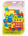 Игрушки для ванной Fixi KinderenOK Первый транспорт