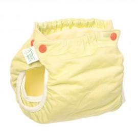 Подгузник многоразовый Экопупс Active Premium без кармана и вкладыша желтый