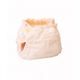 Подгузник многоразовый Экопупс Active Premium без кармана и вкладыша молочный