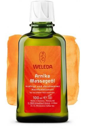 Массажное масло Weleda Арника 100 мл