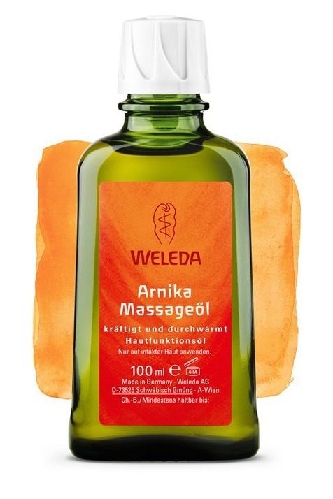 Массажное масло Weleda Арника 200 мл