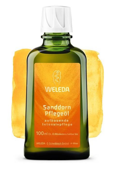 Облепиховое питательное масло Weleda 100 мл