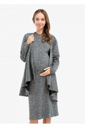 Кардиган для беременных и кормящих Creative Mama Langora