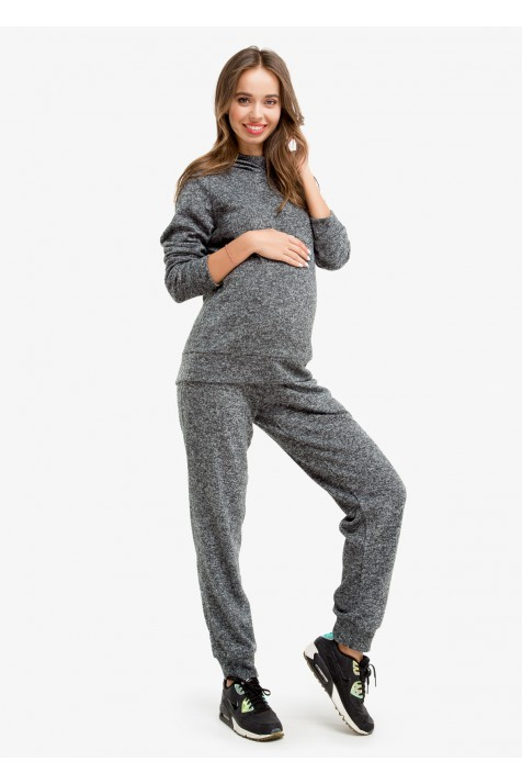 Спортивный костюм для беременных и кормящих Creative Wool chik