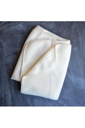 Детский плед Engel флисовая шерсть арт. 57 8500/01 натур