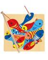 Магнитная игра Bino Рыбалка арт. 82737