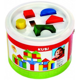 Кубики в ведре Bino арт. 84195