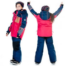 Зимний комплект Deux par Deux J825 для девочек