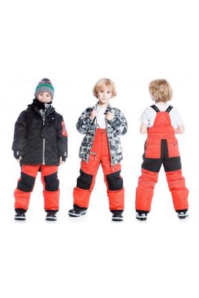 Зимний комплект Deux par Deux R827/744 для мальчиков