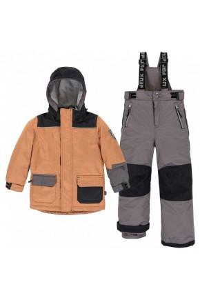 Зимний комплект Deux par Deux L804 для мальчиков