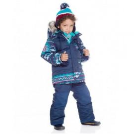 Шапка зимняя Deux Par Deux ZJ01 W16 для мальчика 6/7 лет