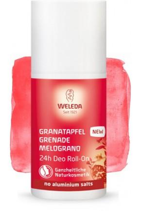 Дезодорант Weleda Roll-On Гранат 50 мл