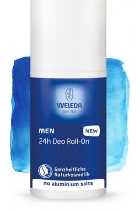 Дезодорант для мужчин Weleda Roll-On 50 мл